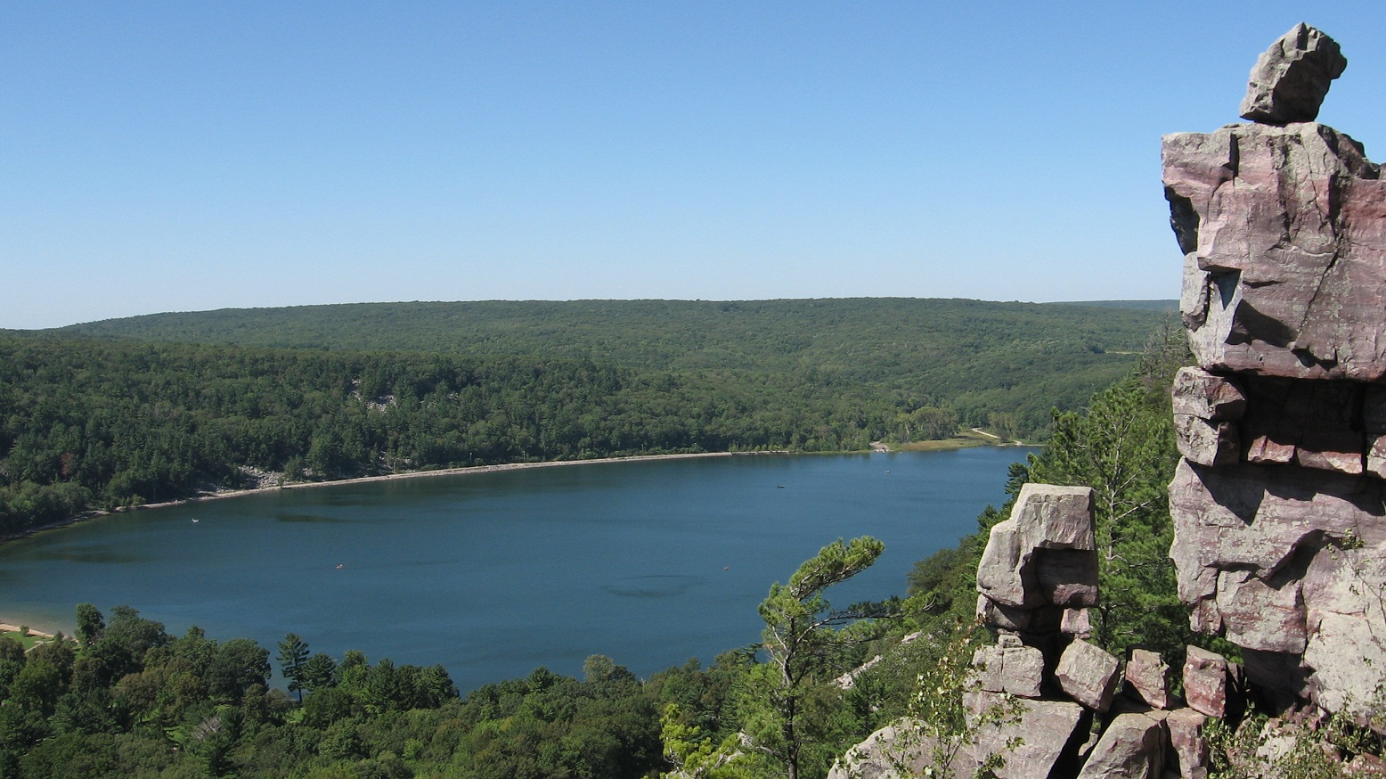 North dakota state report thinglink for Devils lake state park cabins